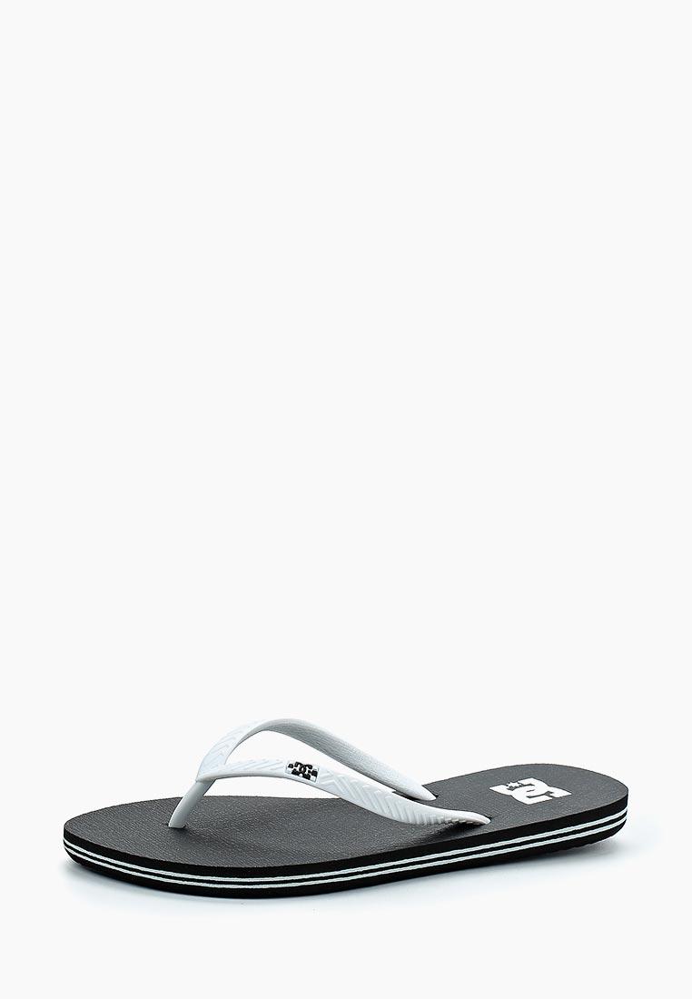 Женские сланцы DC Shoes ADJL100014