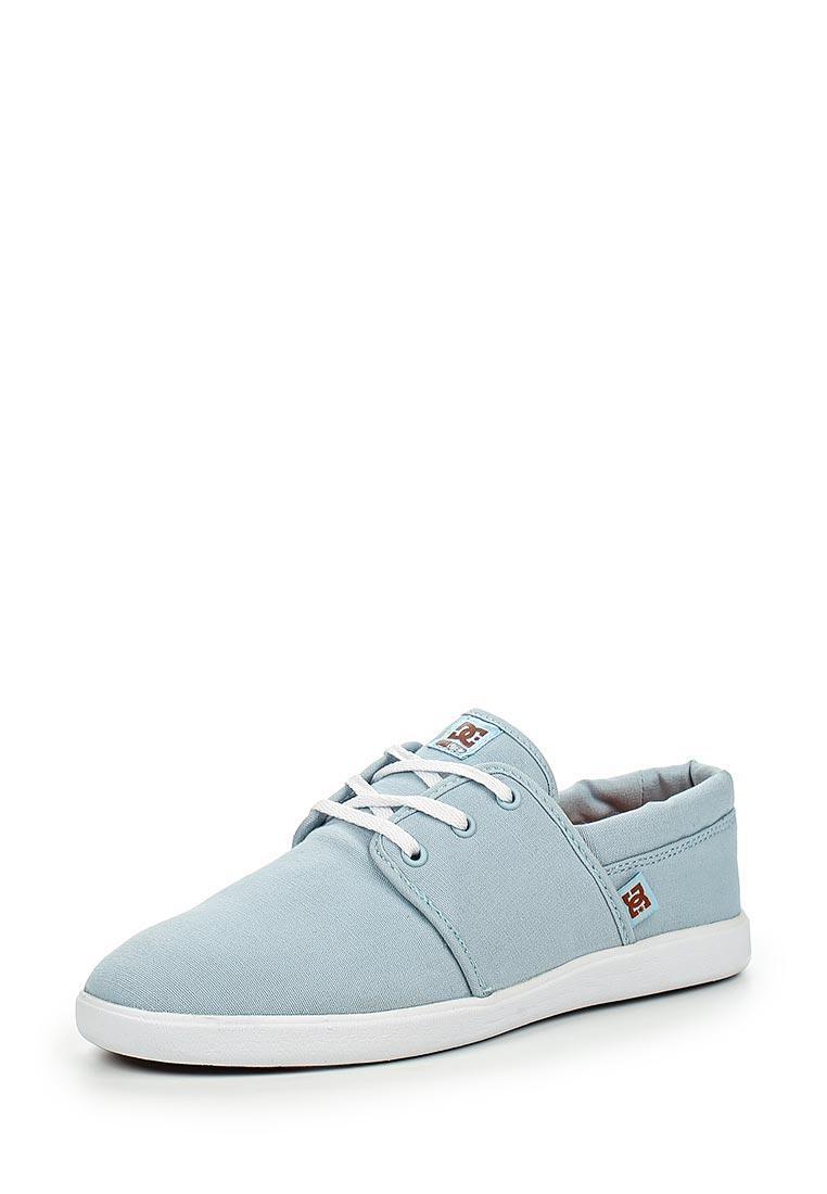 Женские кеды DC Shoes (ДС Шуз) ADJS700016