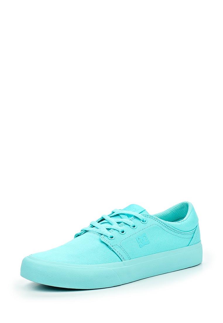 Женские кеды DC Shoes (ДС Шуз) ADJS300078