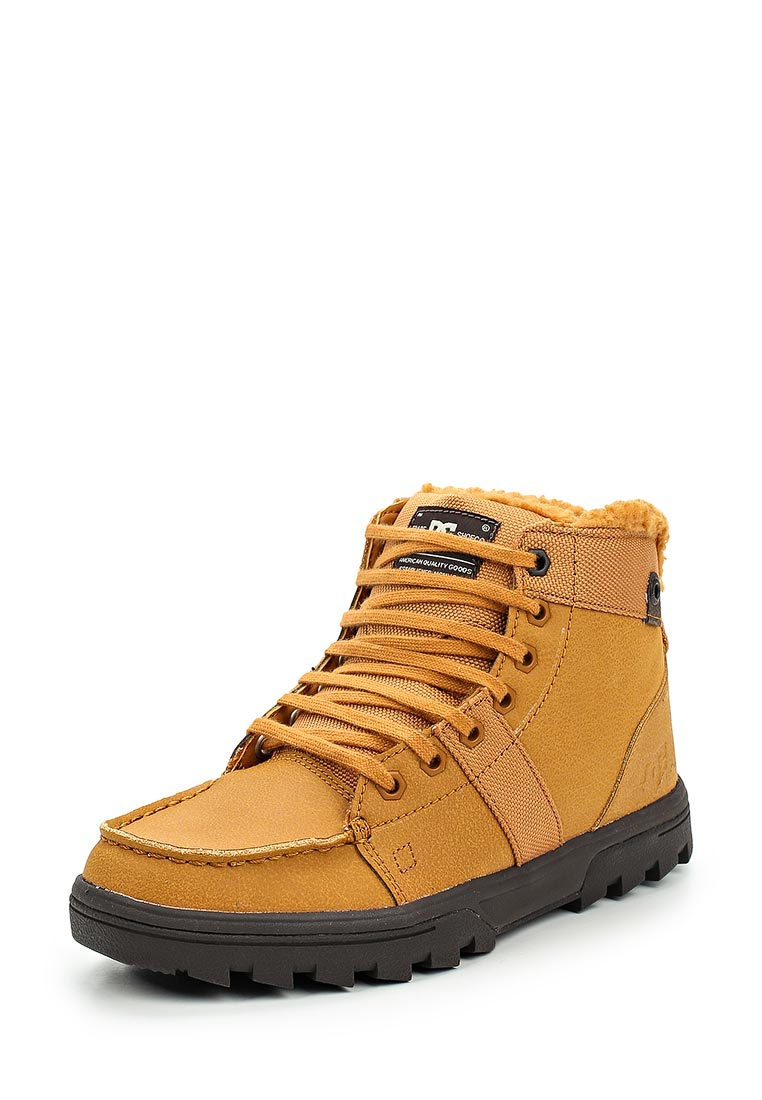 Женские ботинки DC Shoes ADJB700003