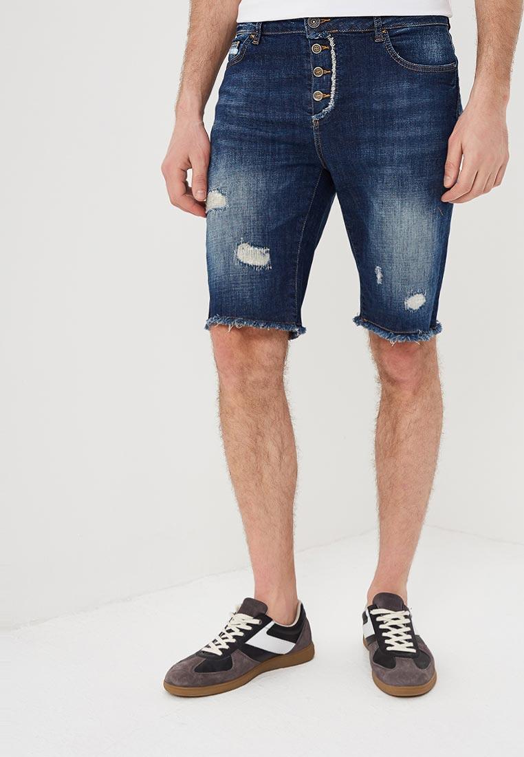 Мужские повседневные шорты Desigual (Дезигуаль) 18SMDD06