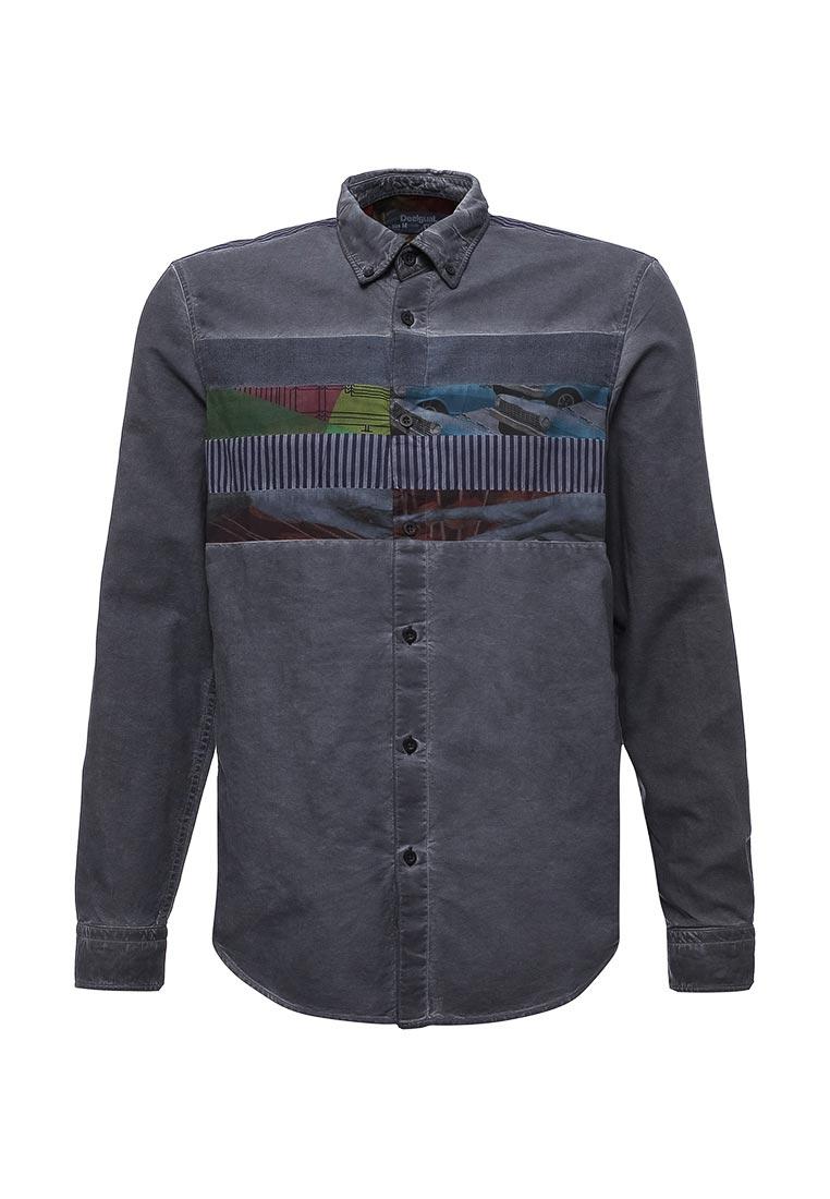 Рубашка с длинным рукавом Desigual (Дезигуаль) 17WMCWB5