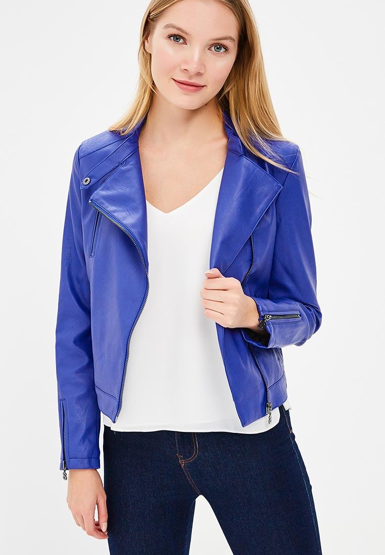 Кожаная куртка Desigual (Дезигуаль) 18SWEW90