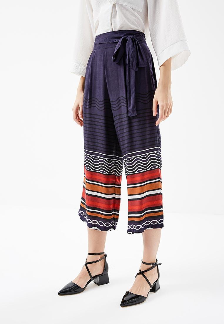 Женские широкие и расклешенные брюки Desigual (Дезигуаль) 18SWPW19