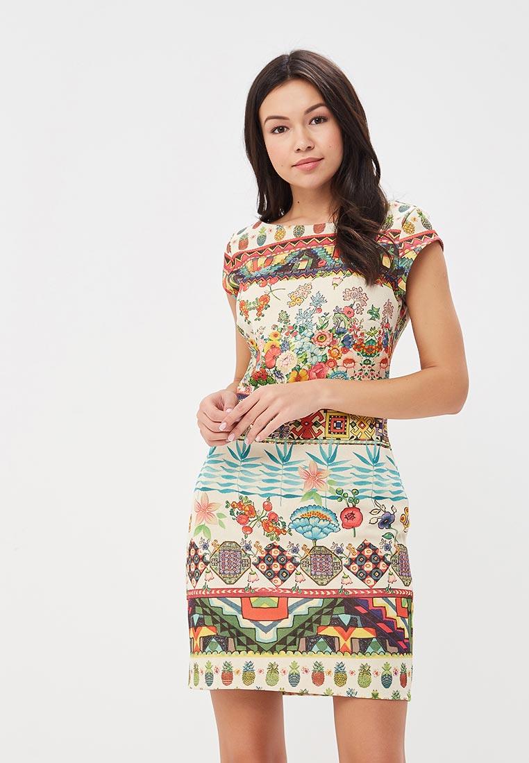 Платье Desigual (Дезигуаль) 18SWVKA1
