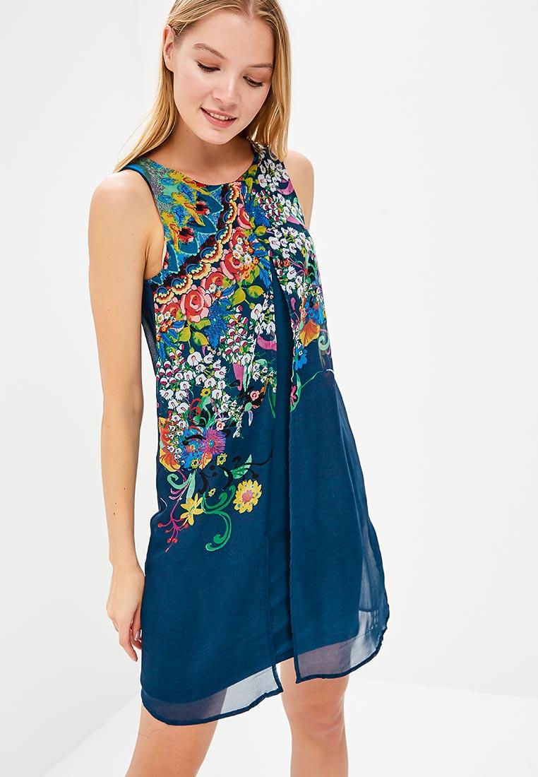 Платье Desigual (Дезигуаль) 18SWVWES