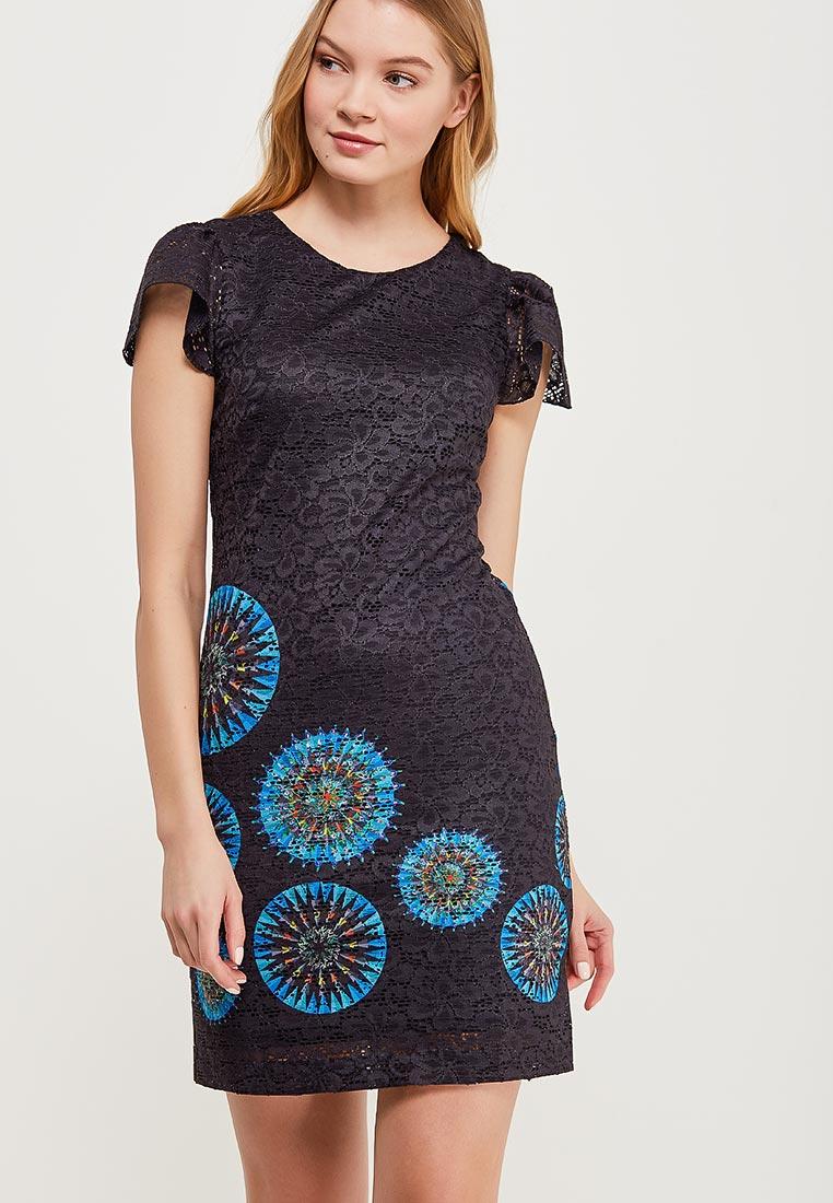 Платье Desigual (Дезигуаль) 18SWVWET