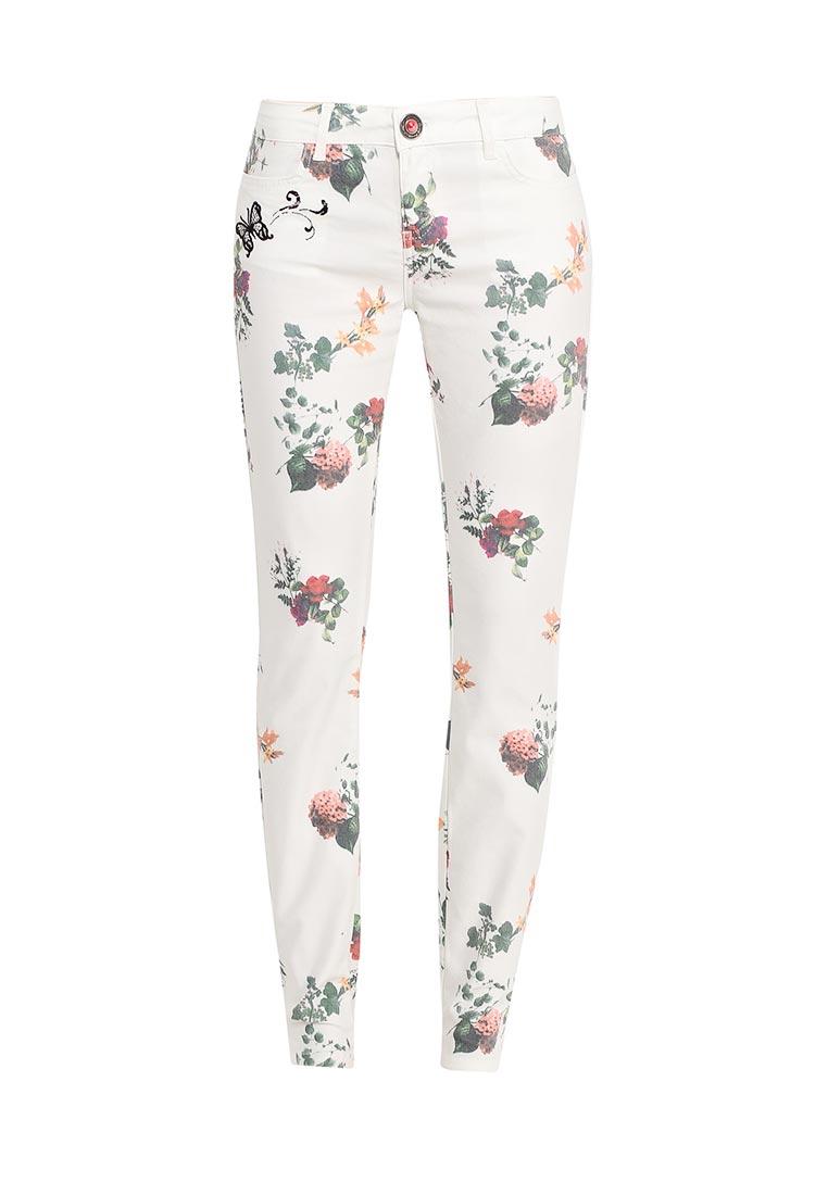 Женские зауженные брюки Desigual (Дезигуаль) 73P2JD3