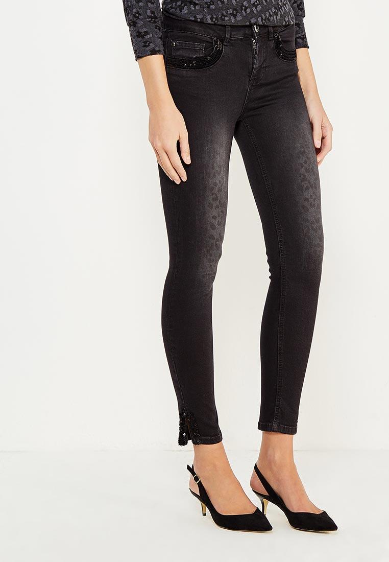 Зауженные джинсы Desigual (Дезигуаль) 17WWDD42