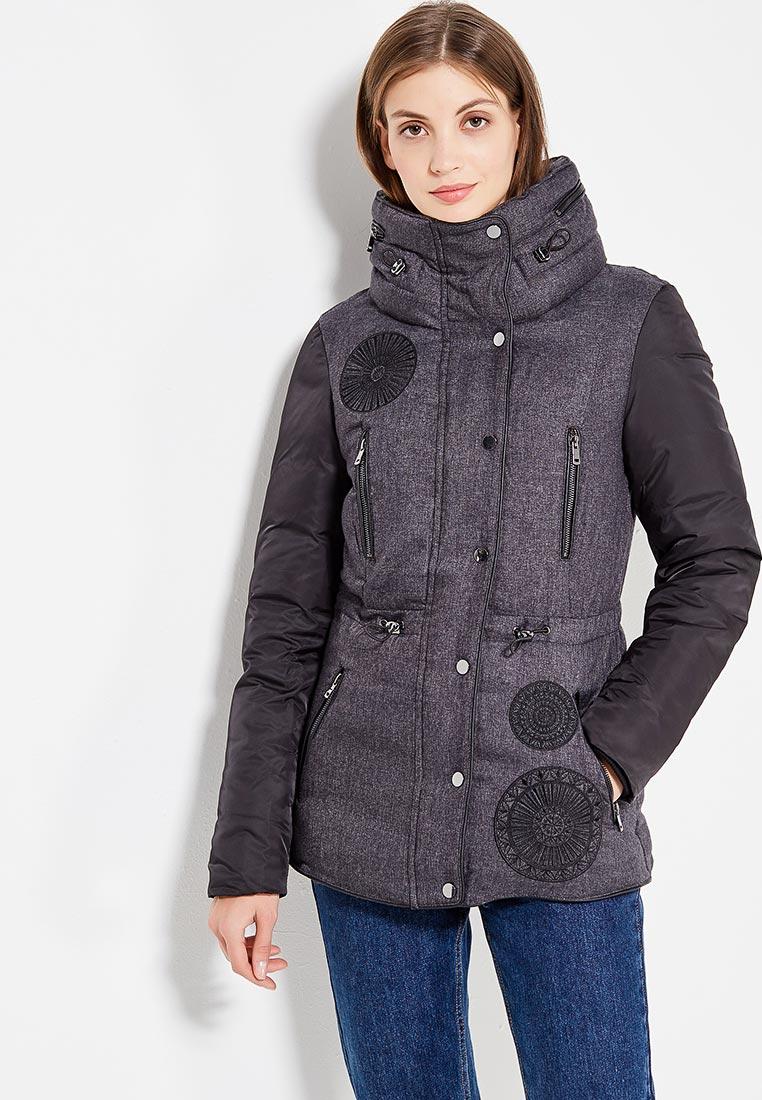Куртка Desigual (Дезигуаль) 17WWEWJ1