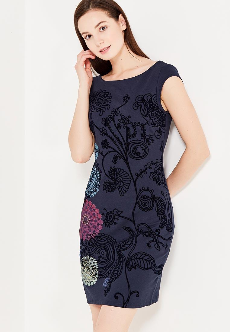 Платье Desigual (Дезигуаль) 17WWVK22