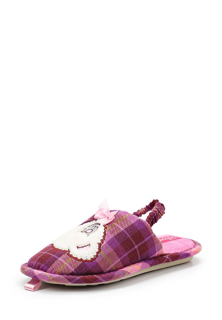 Домашняя обувь для девочек De Fonseca BARI G200