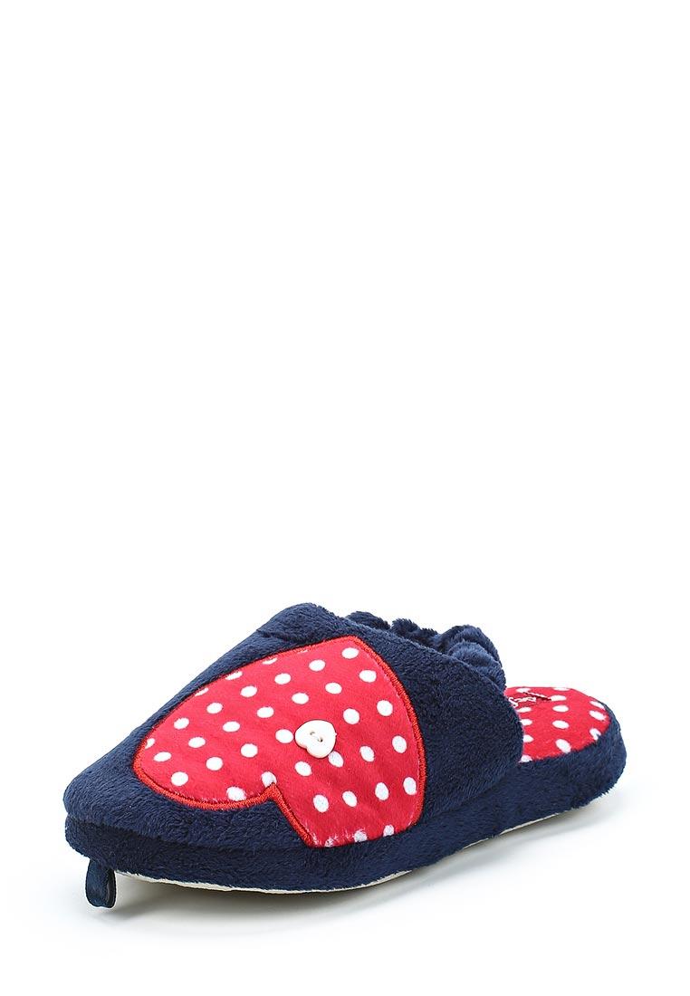 Домашняя обувь для девочек De Fonseca ROMA G202