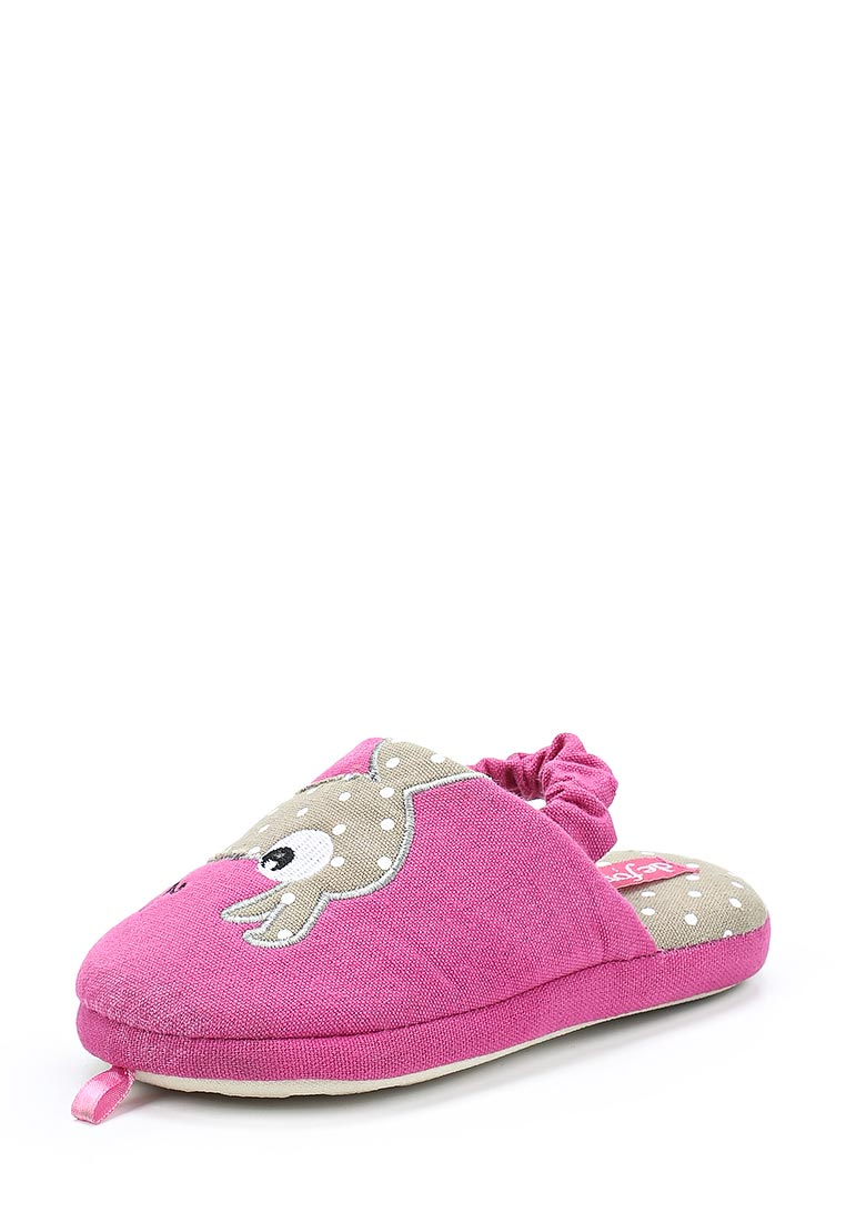Домашняя обувь для девочек De Fonseca ROMA G205RU