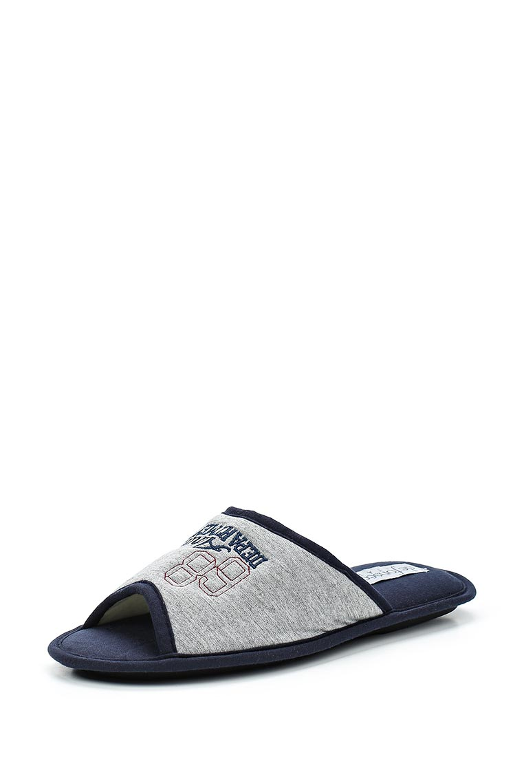 Мужская домашняя обувь De Fonseca BARI M140