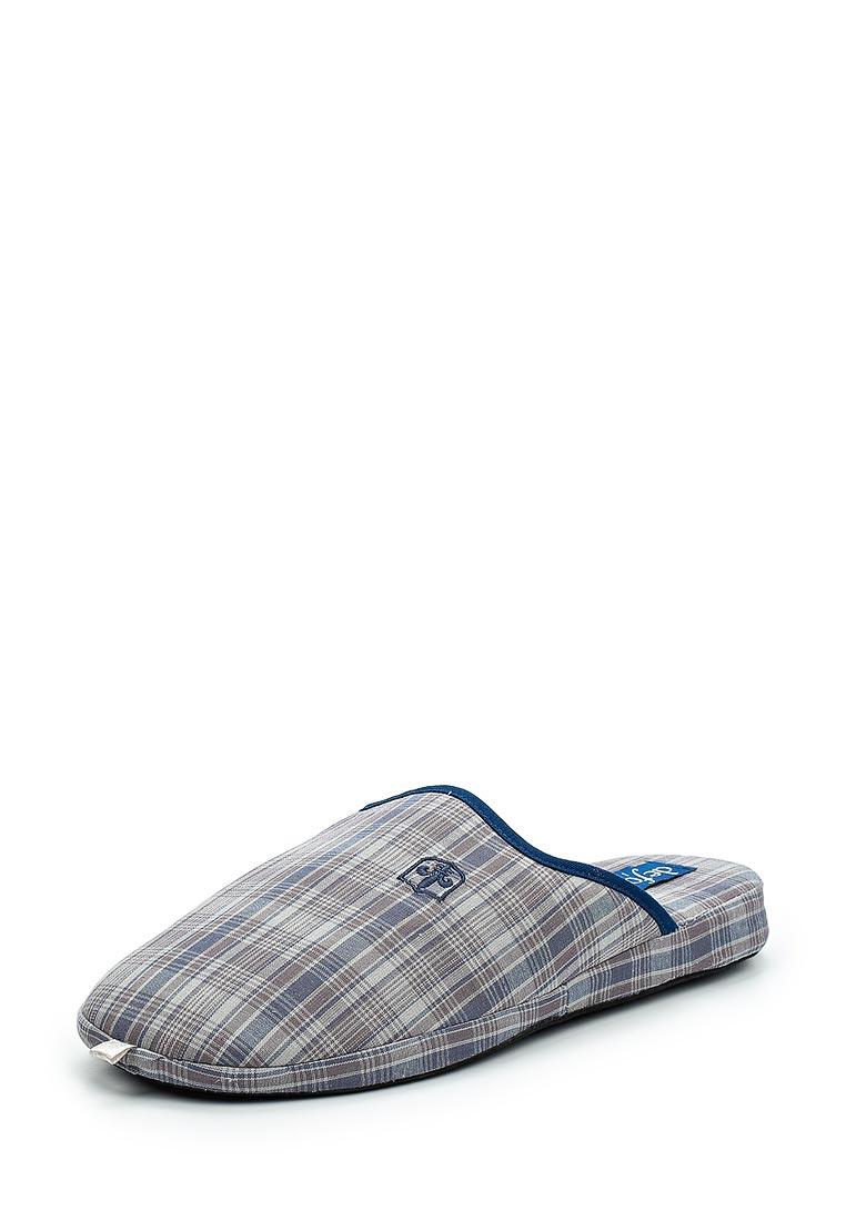 Мужская домашняя обувь De Fonseca CAGLIARIM142