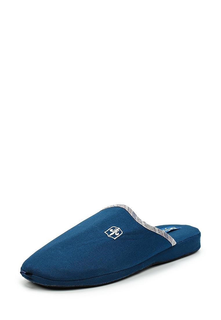 Мужская домашняя обувь De Fonseca CAGLIARIM143