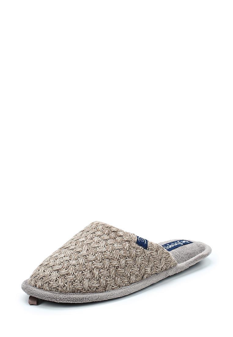 Мужская домашняя обувь De Fonseca BARI TOP M205 TOR
