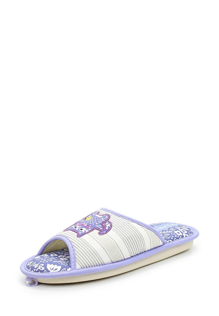 Женская домашняя обувь De Fonseca BARI TP W166