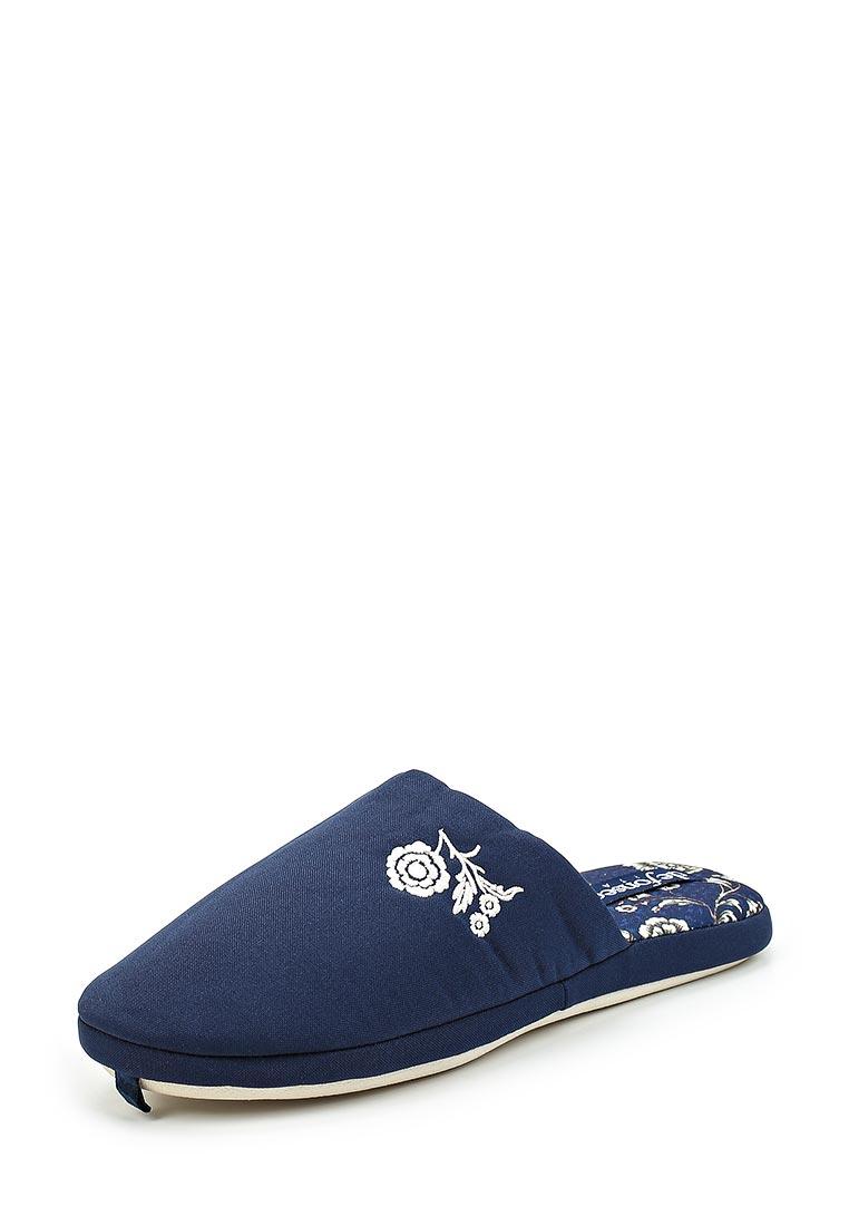 Женская домашняя обувь De Fonseca ROMA TP W142