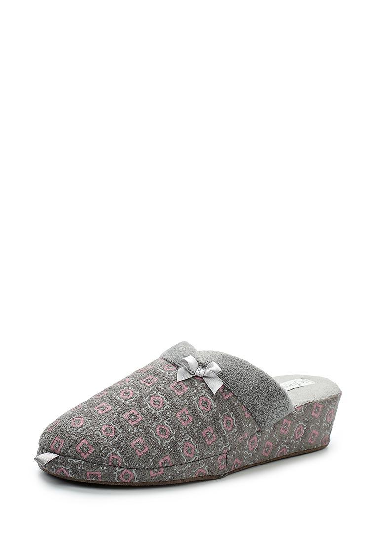 Женская домашняя обувь De Fonseca PALERMO W209 GREY