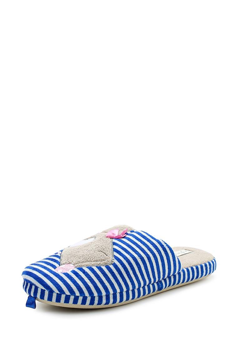 Женская домашняя обувь De Fonseca ROMA TOP W211