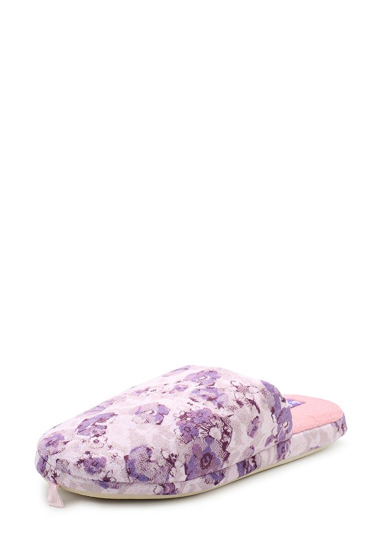 Женская домашняя обувь De Fonseca ROMA TOP W226