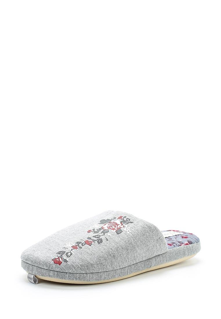 Женская домашняя обувь De Fonseca ROMA TOP W237