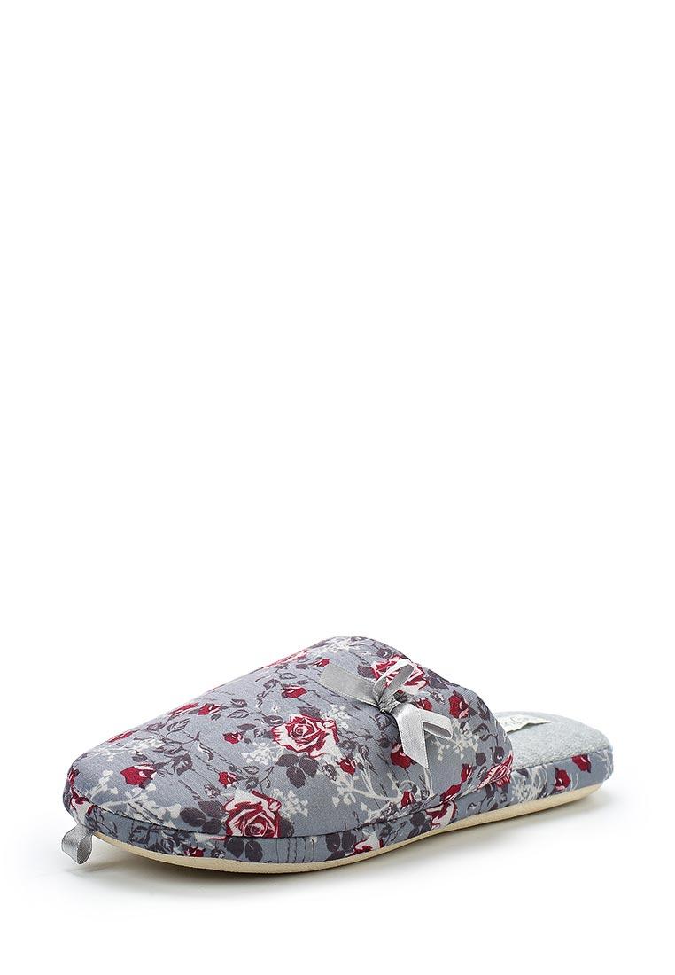 Женская домашняя обувь De Fonseca ROMA TOP W238