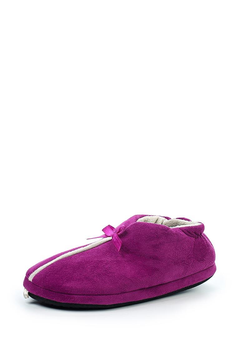 Женская домашняя обувь De Fonseca AOSTA W200 PINK