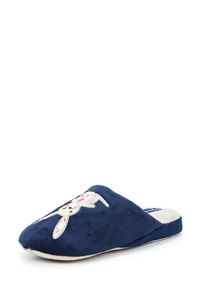 Женская домашняя обувь De Fonseca BERGAMO W206