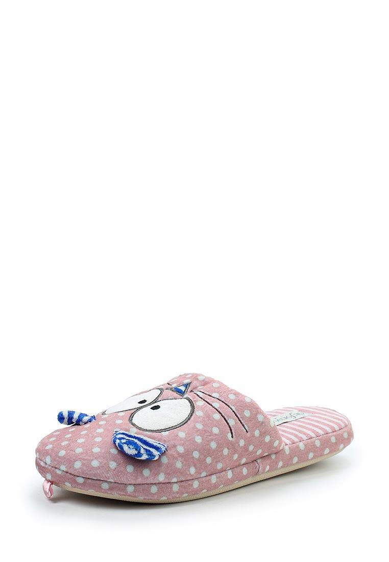 Женская домашняя обувь De Fonseca ROMA TOP W212