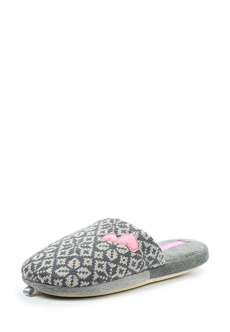 Женская домашняя обувь De Fonseca ROMA TOP W218