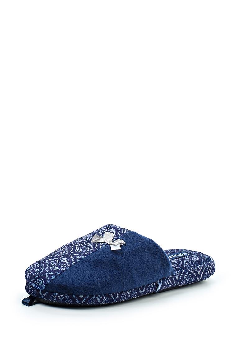 Женская домашняя обувь De Fonseca ROMA TOP W230