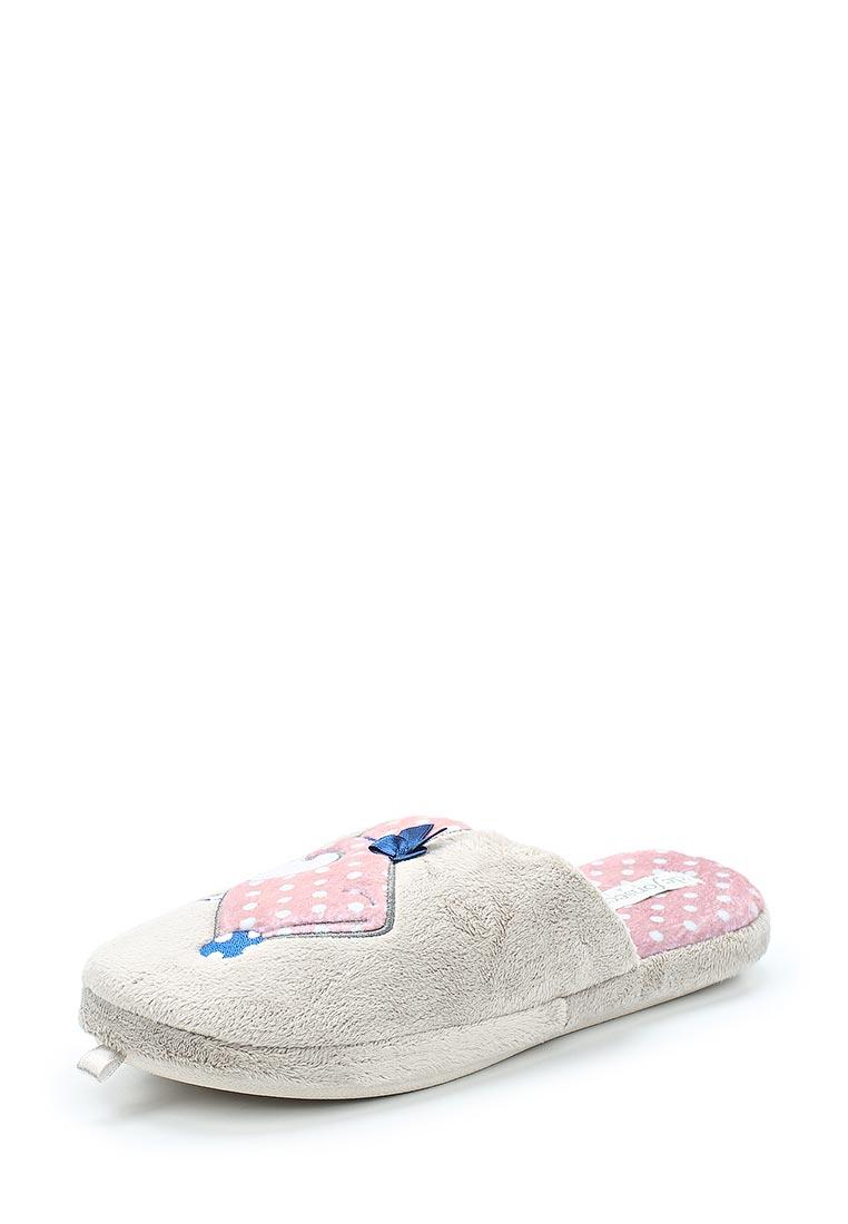 Женская домашняя обувь De Fonseca ROMA TOP W210