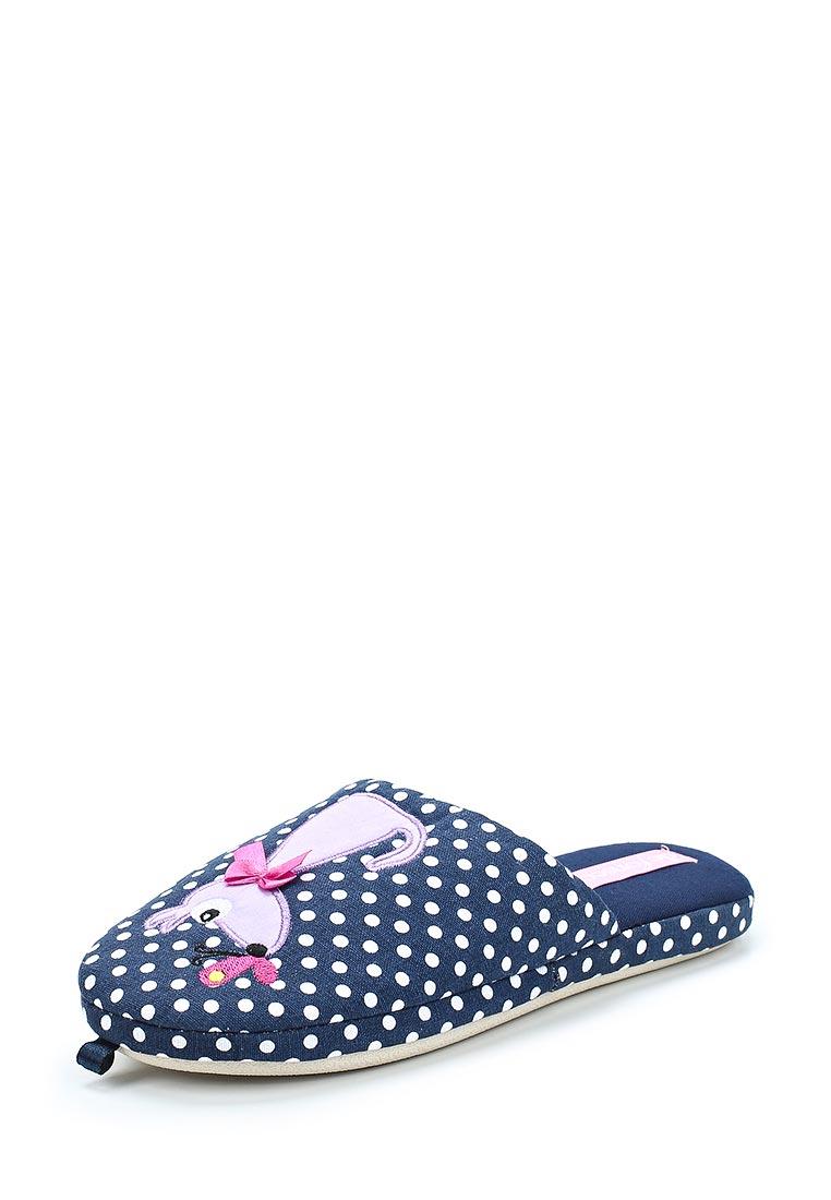 Женская домашняя обувь De Fonseca ROMA TP W244RU