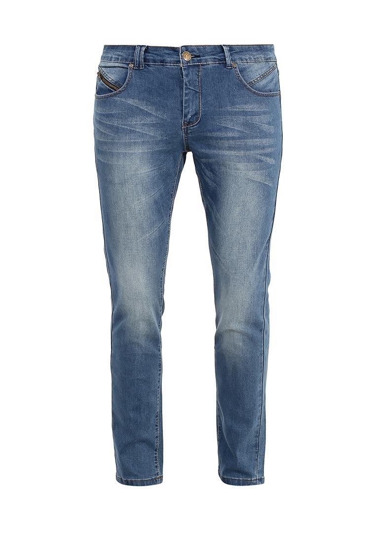 Зауженные джинсы Deblasio 74920