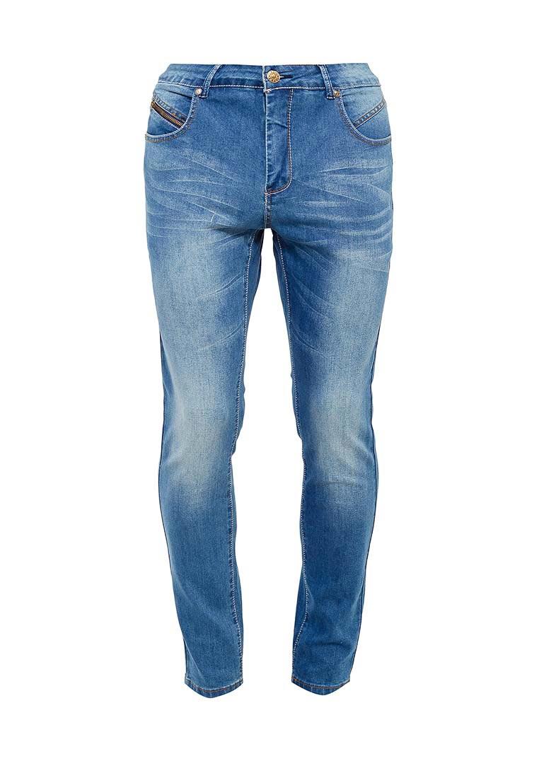 Мужские прямые джинсы Deblasio 74920
