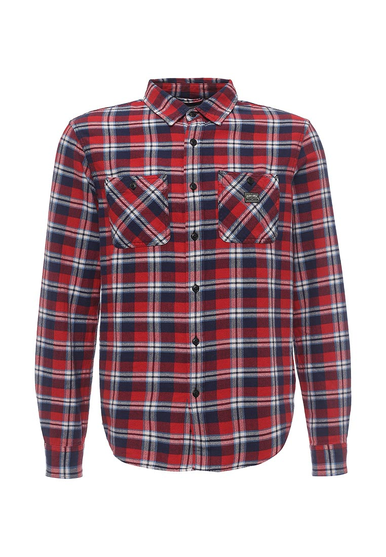 Рубашка с длинным рукавом Denim & Supply Ralph Lauren 788622818002