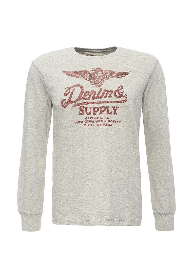 Футболка с длинным рукавом Denim & Supply Ralph Lauren 788622717002