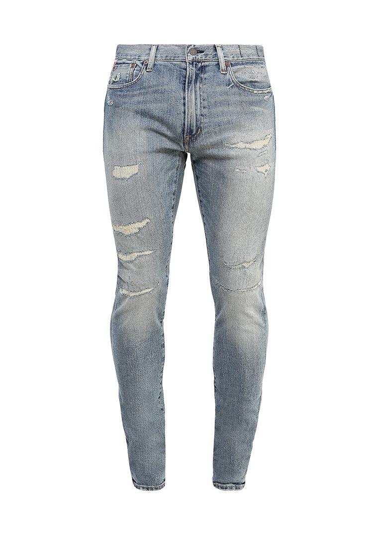 Зауженные джинсы Denim & Supply Ralph Lauren 788626549011