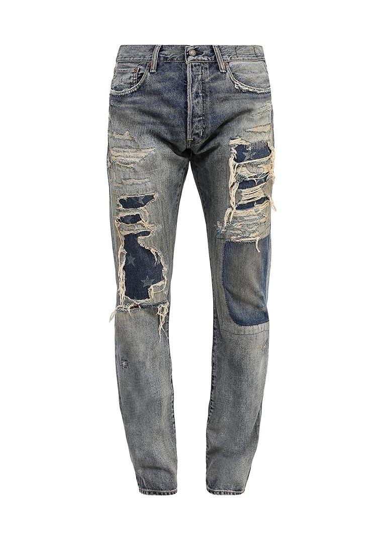 Мужские прямые джинсы Denim & Supply Ralph Lauren 788596073022