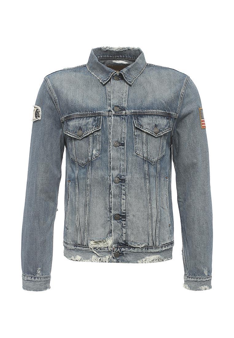 Джинсовая куртка Denim & Supply Ralph Lauren 788557481005