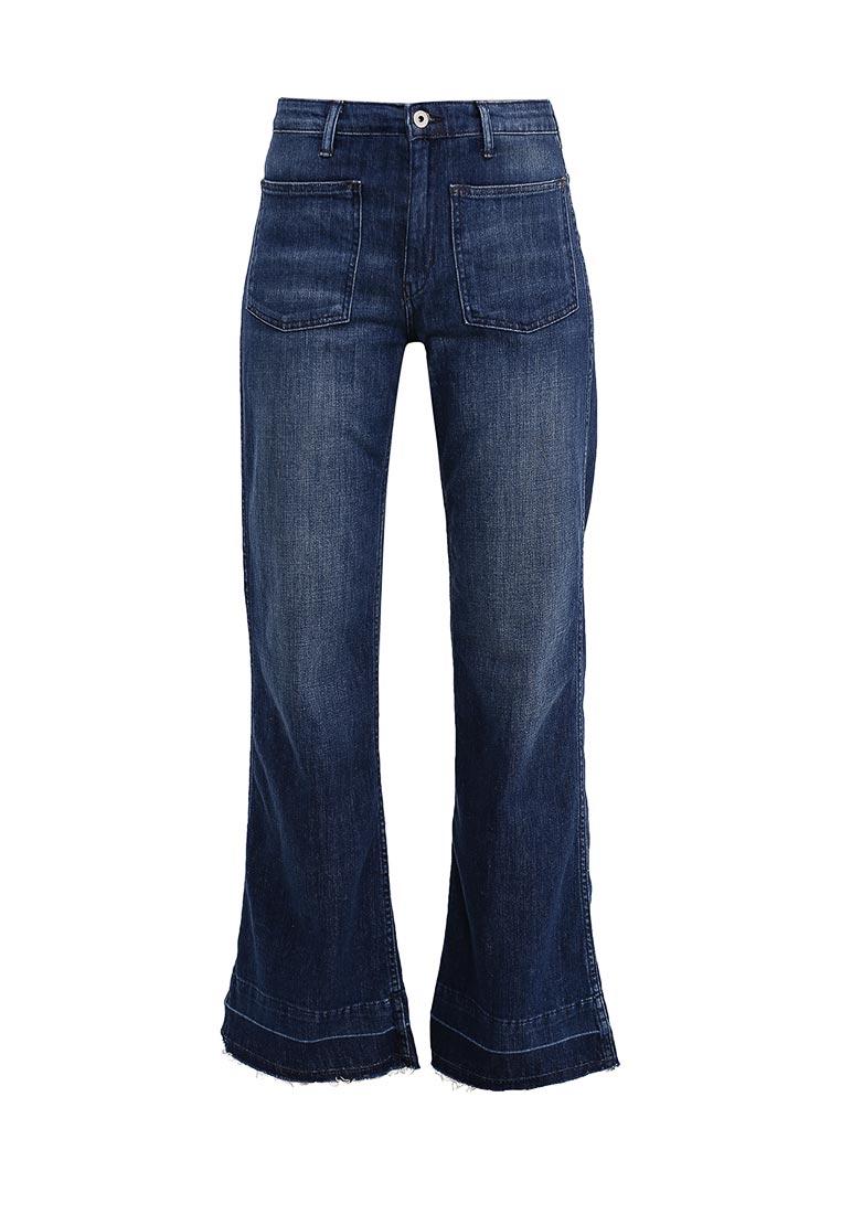 Широкие и расклешенные джинсы Denim & Supply Ralph Lauren 288637158001
