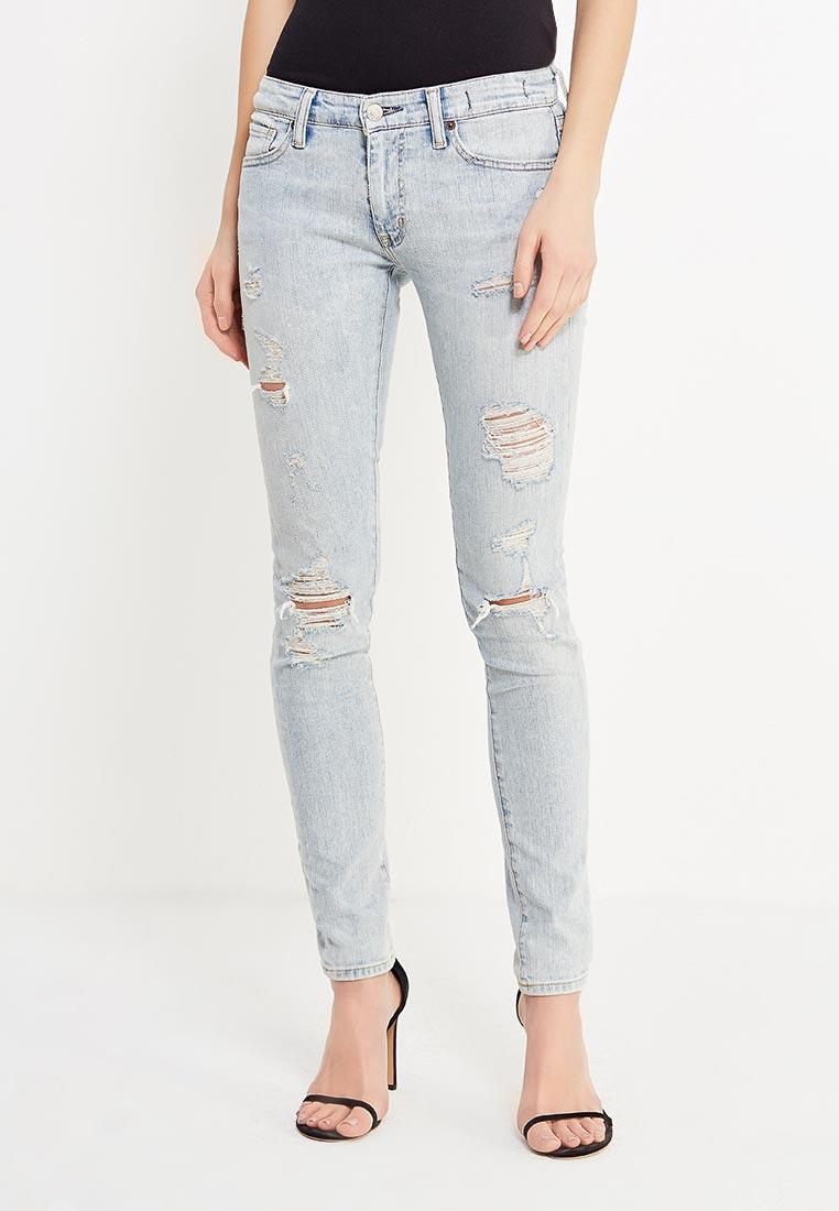 Зауженные джинсы Denim & Supply Ralph Lauren 288500179015