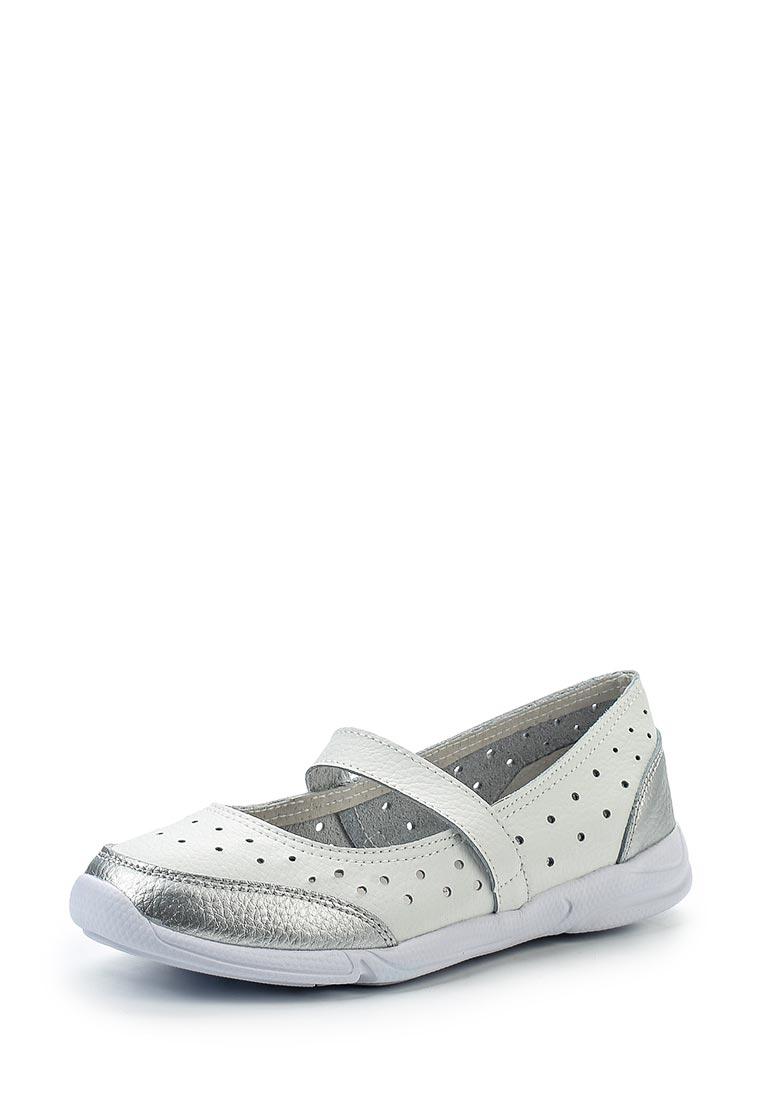 Туфли на плоской подошве Destra 6076-10-14-1141