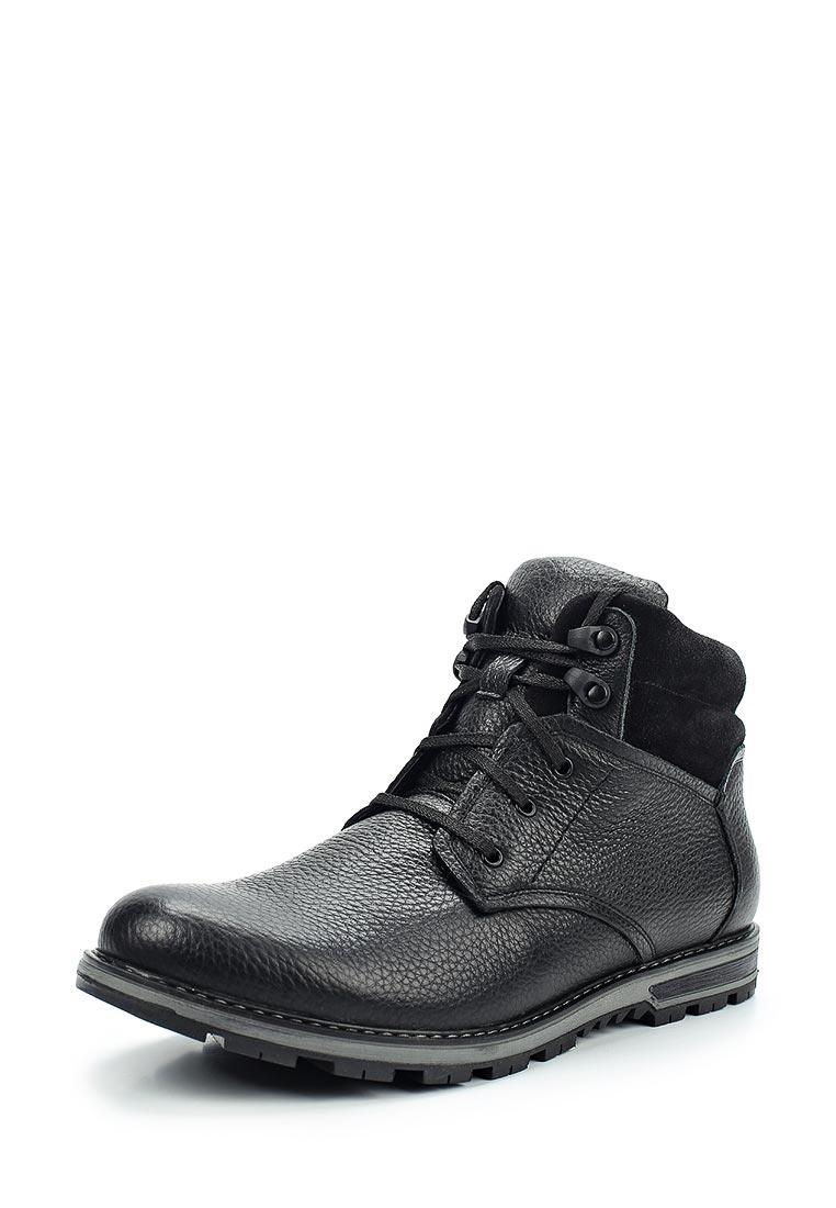 Мужские ботинки Der Spur RS2_603_BLACK