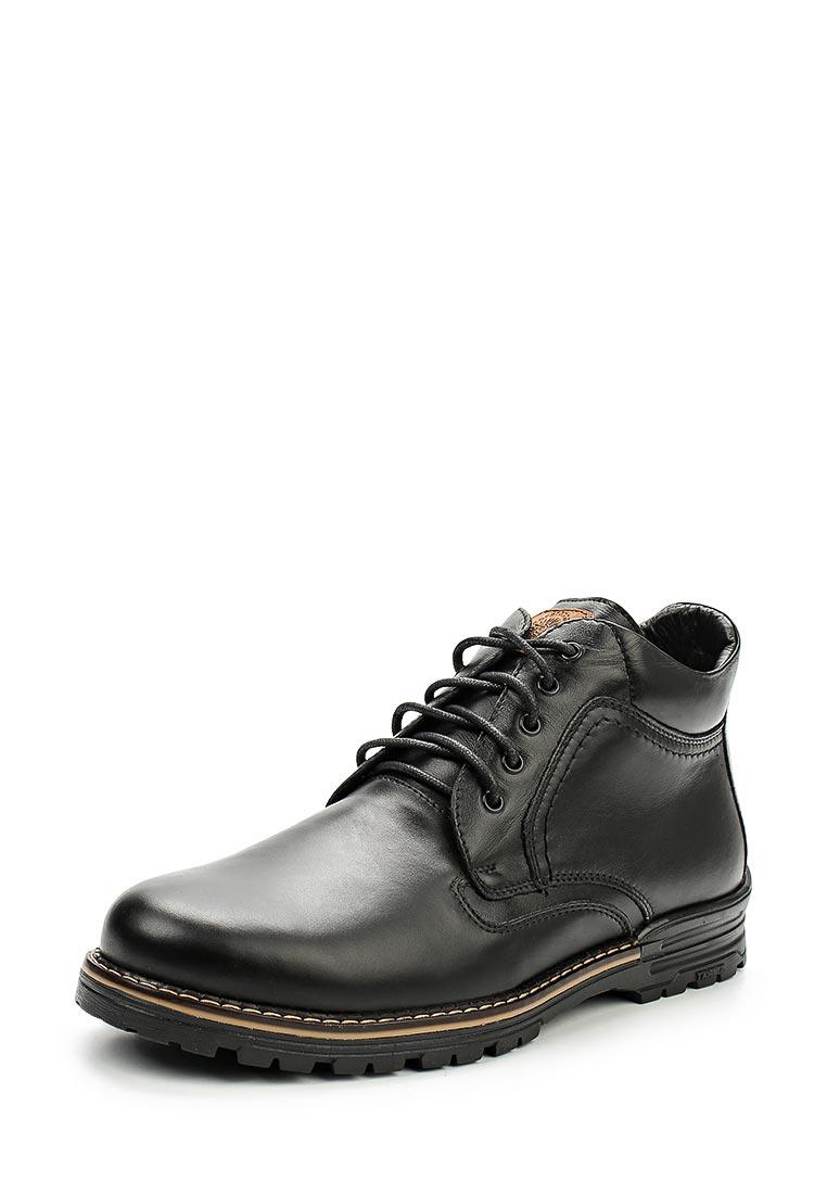 Мужские ботинки Der Spur 16SVA_SV71_76_11_BLACK