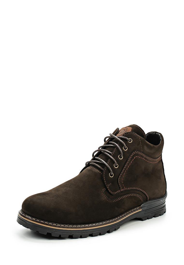 Мужские ботинки Der Spur 16SVA_SV71_76_20_BROWN.N