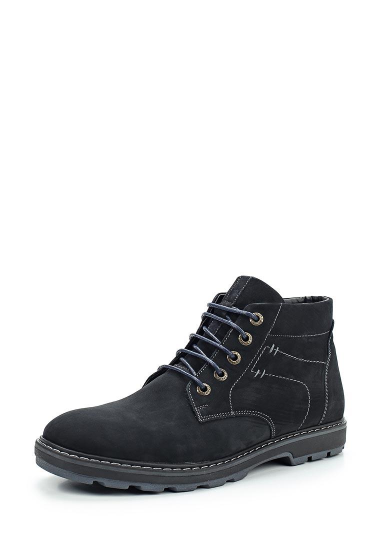 Мужские ботинки Der Spur 18SE_304_04_BLUE.N